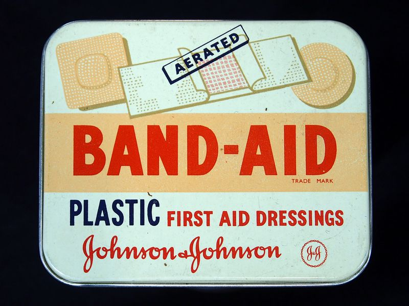 Image result for band aid scam