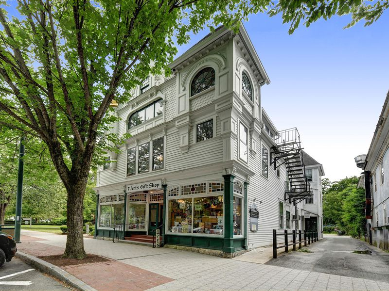 Norman Rockwell house