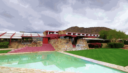 Take a 3D Tour Through Frank Lloyd Wright's Taliesin West