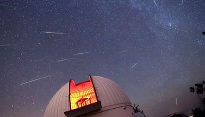 This Weekend Is Prime Time for Meteor Watching