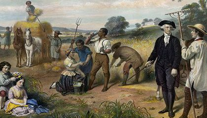 Founding Fathers and Slaveholders History