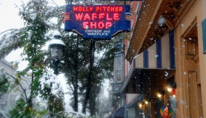 Crummy Weather Can Lead to Harsher Online Restaurant Reviews