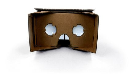 With $20 And Some Cardboard, You Too Can Enter Google's Virtual World