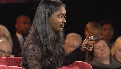 The Future Is Bright If More Teens Could Think About High School the Way Kavya Kopparapu Does