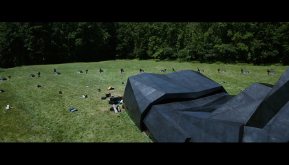 The Architecture of the Hunger Games' Horns of Plenty