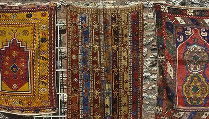 Ing A Carpet In Istanbul Travel