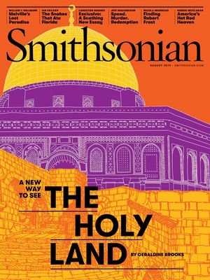 Contact Us: Smithsonian Magazine Article Submissions