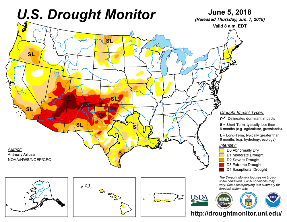 "2969dfe2bf65e How Climate Changed-Fueled ""Mega Droughts"" Could Harm Human Health ..."