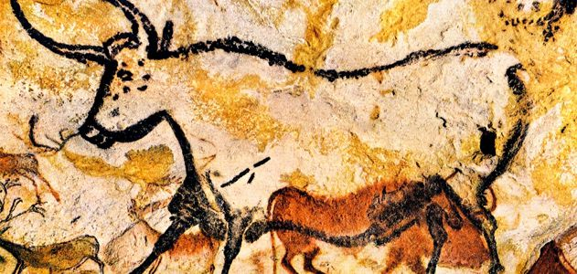 Prehistoric humans correctly depicted