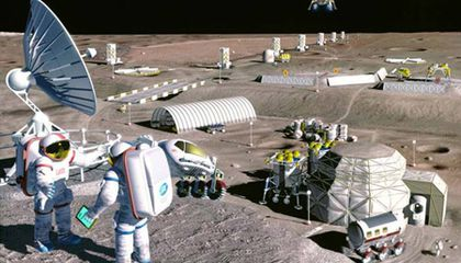 Return to the Moon: Outpost or sorties?