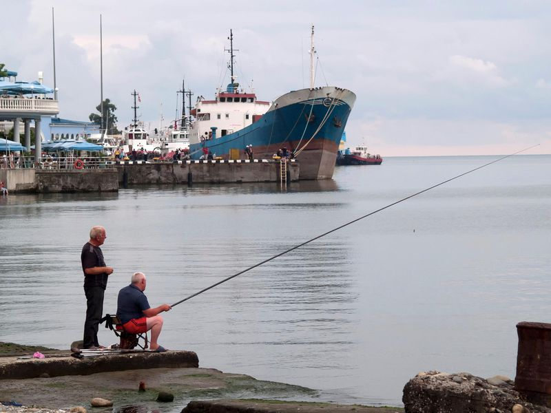 The black sea is dying and war might push it over the edge the black seas fish stocks have been plummeting as of late and may be beyond repair suc istock publicscrutiny Choice Image