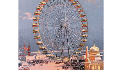 The Brief History of the Ferris Wheel