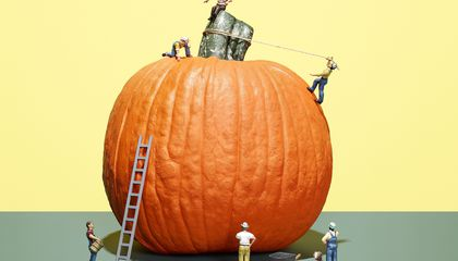 Why Is America Losing Ground in the Contest to Grow the World's Biggest Pumpkin?