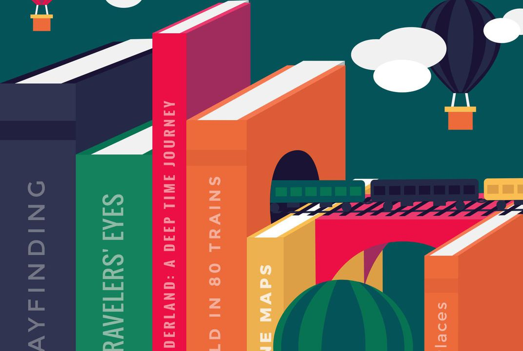 The Ten Best Books About Travel of 2019