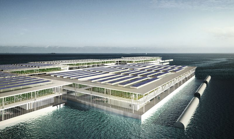 Are Floating Farms in Our Future? | Innovation | Smithsonian