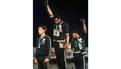 What You Don't Know About Olympian Tommie Smith's Silent Gesture
