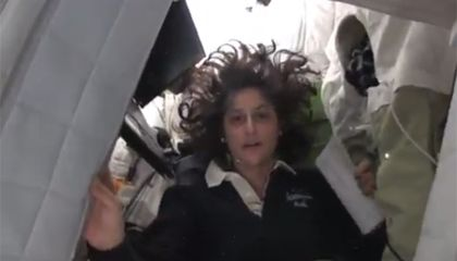 Let Astronaut Sunita Williams Take You on a Guided Tour of the ISS