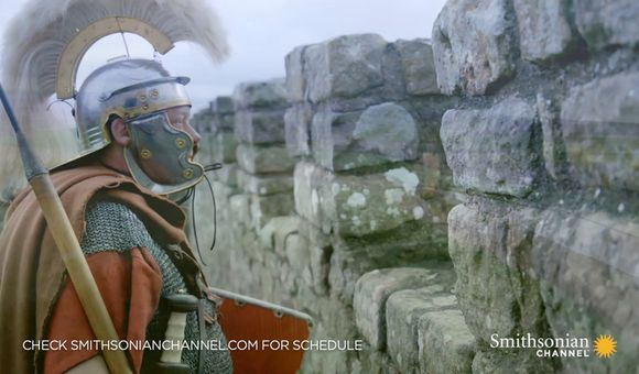 Preview thumbnail for video'The Roman Wall That Split Britain Into Two Parts