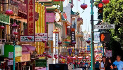 Traces of San Francisco's Pre-1906 Earthquake Chinatown Uncovered