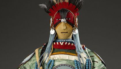Events April 19-22: Native American Dolls, Finding Your Way, A Troubled Korean Family and Earth Day