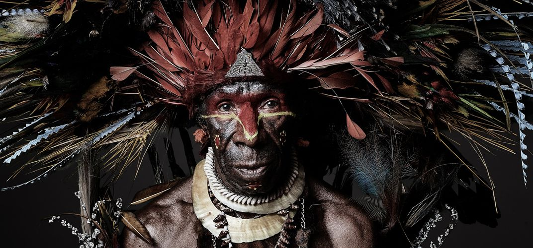 Caption: Striking Photos of Papua New Guinea's Past and Present