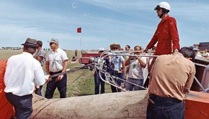 Donald Louis Piccard – Pioneer of Hot Air Ballooning