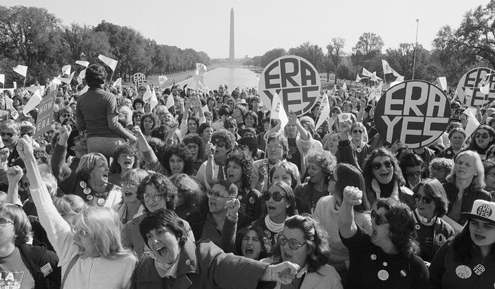 The 96-Year-History of the Equal Rights Amendment