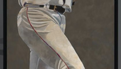 UPDATED: Pedro Martinez Enshrined in the National Portrait Gallery