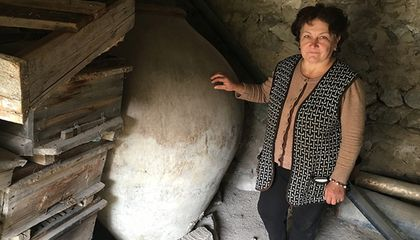 Unearthing Armenia's Giant, Ancient Earthenware