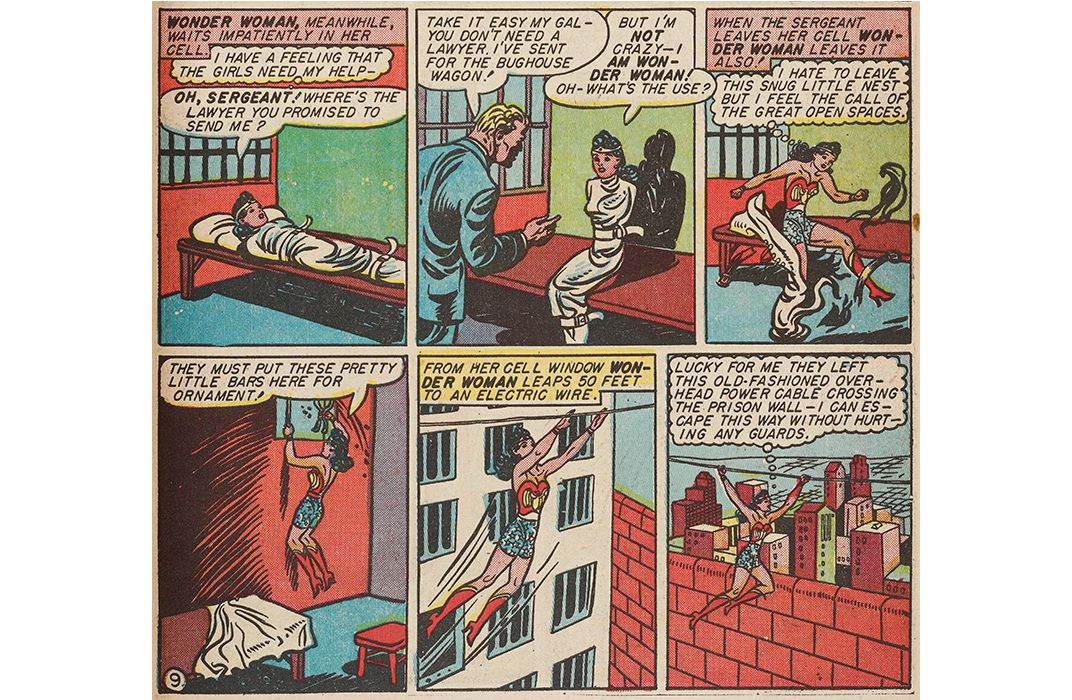 The Surprising Origin Story of Wonder Woman | Arts & Culture
