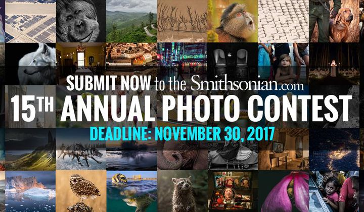 Submit to Smithsonian.com's 15th Annual Photo Contest