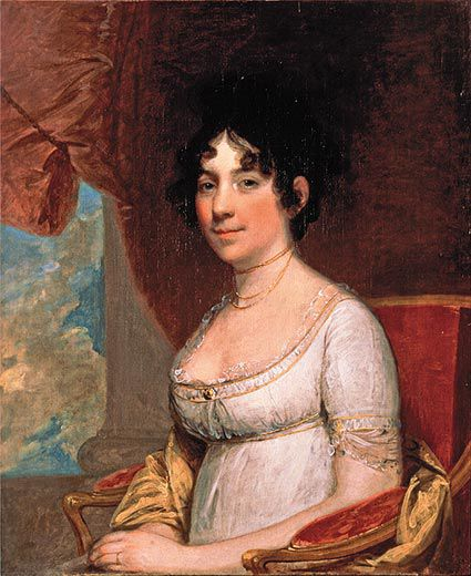 Dolley Madison S Letter To Her Sister