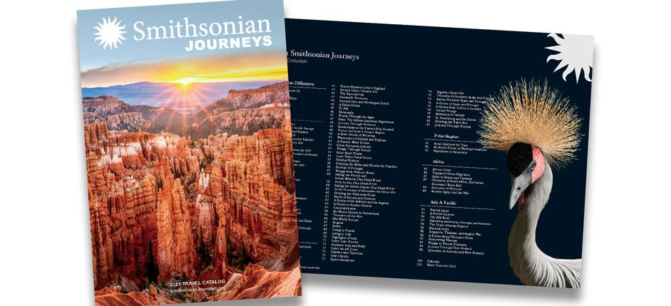 Start Exploring Again In 2021 Download our new catalog to find inspiration for your next Journey!