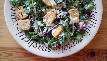Hail Caesar—The Birthplace of the Famous Salad Closes