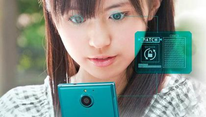 Forget Credit Cards, Now You Can Pay With Your Eyes