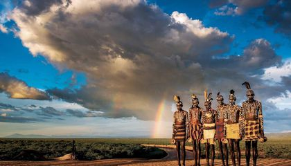 """I've Lived the Life of 500 People"": The Photography of Art Wolfe"