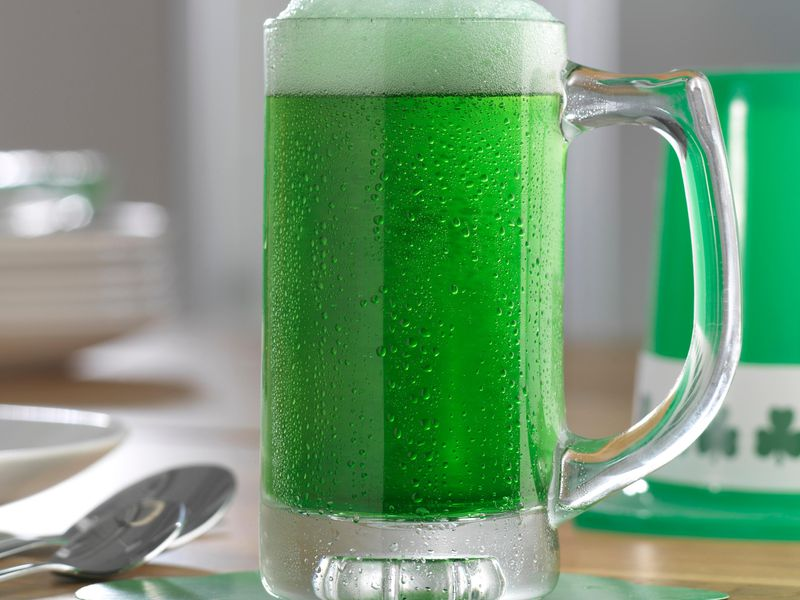 The First Green Beer Was Made With Laundry Whitener | Smart News ...