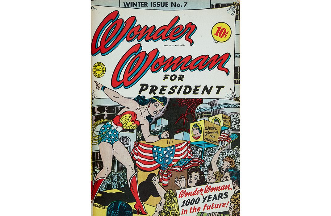 4579db15a73a The Surprising Origin Story of Wonder Woman
