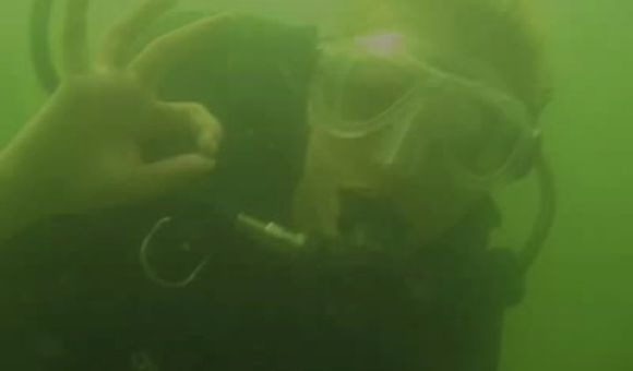 Preview thumbnail for video'Underwater Archaeology in Pensacola Bay