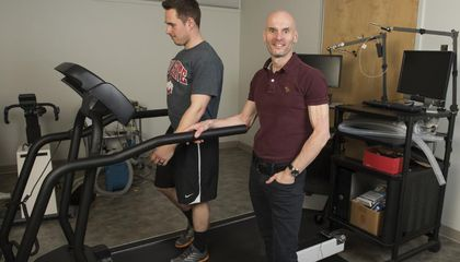 This New Treadmill Automatically Adjusts to Your Speed