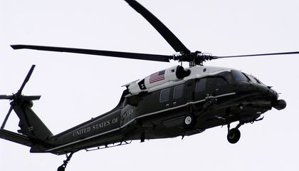 The Inside Scoop on Marine One