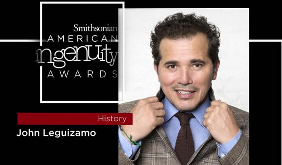 Preview thumbnail for video'Smithsonian Ingenuity Award Winner: John Leguizamo