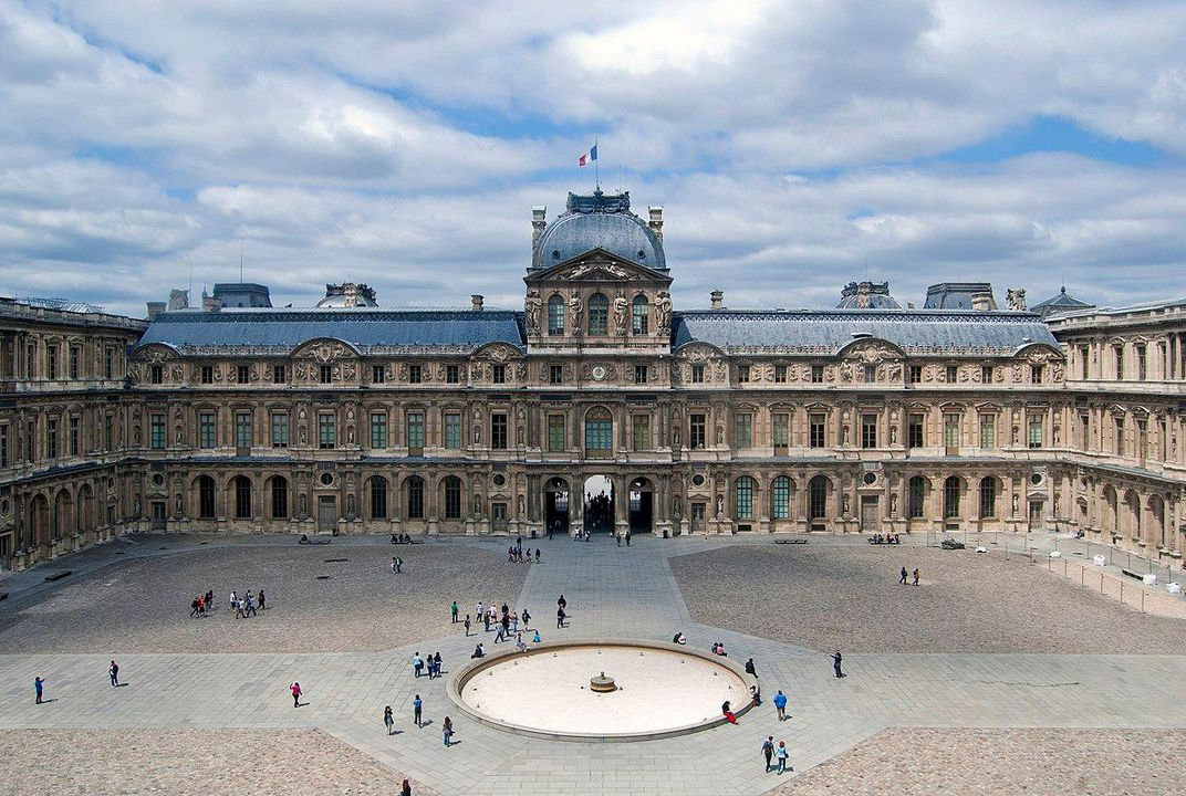 Art Historian Identifies Ten Nazi-Looted Paintings in the Louvre's Collections