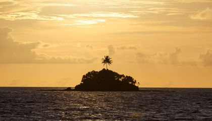 Here's How to Lay Claim to a Brand New Island