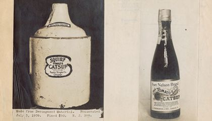 The Birth of Non-Alcoholic Ketchup