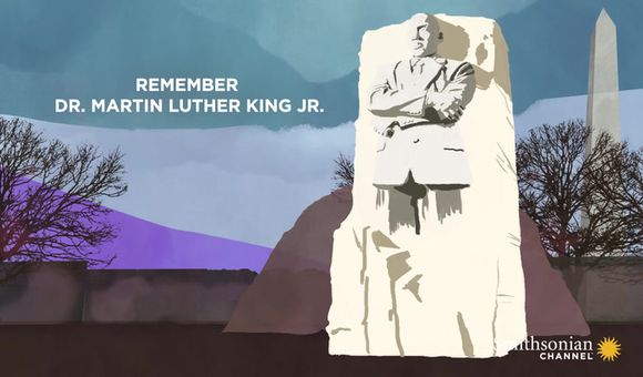 Preview thumbnail for video'By the Numbers: Dr. Martin Luther King Jr.