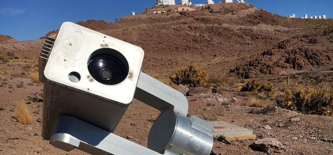 Caption: A New Tool for Budding Astronomers
