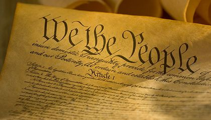 Should the Constitution Be Scrapped?