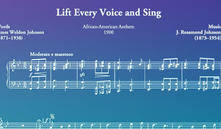 Lifting Every Voice to Sing