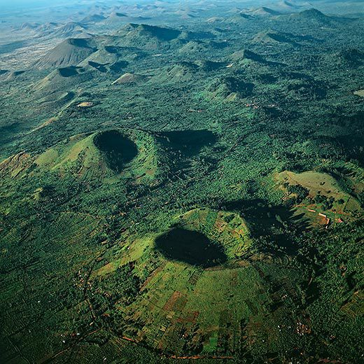 Crater Fields